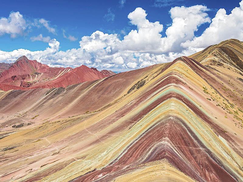 Cusco Montaña de los 7 Colores 5 días y 4 noches